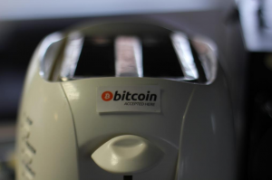 This toaster mines bitcoin